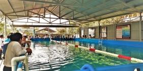 Khánh thành Hồ bơi Trường TH&THCS Võ Chí Công
